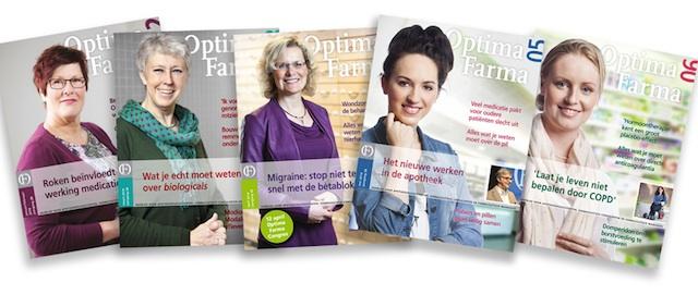 Optima Farma Magazine