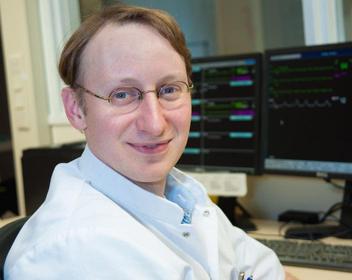Cardioloog dr Richard Braam