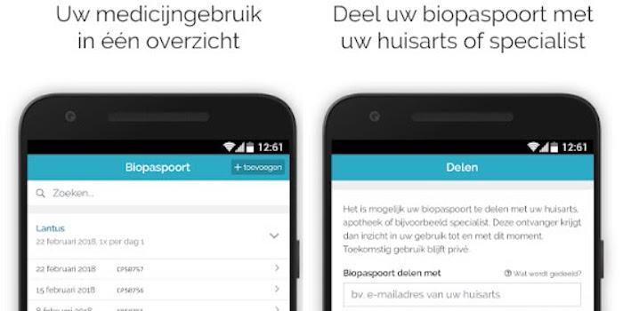 Biopaspoort App
