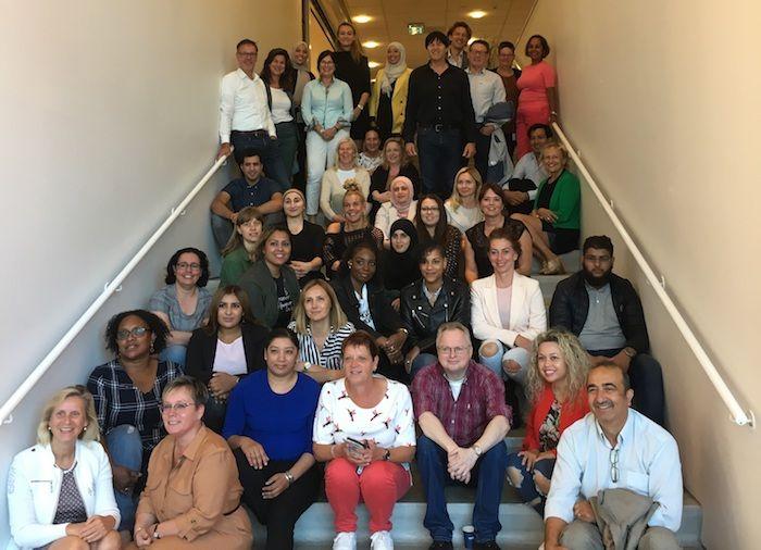 Opening BBL opleiding Apothekersassistent ROC van Amsterdam