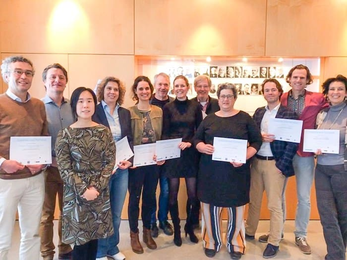 KNMP uitreiking Coaches voor Farmacie