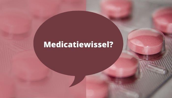 medicatiewissel
