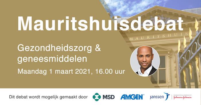 Mauritshuisdebat Gezondheidszorg en Geneesmiddelen zet politieke dilemma's op scherp