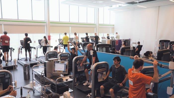 Studentensportcentrum Eindhoven