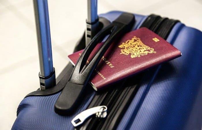 Koffer Paspoort